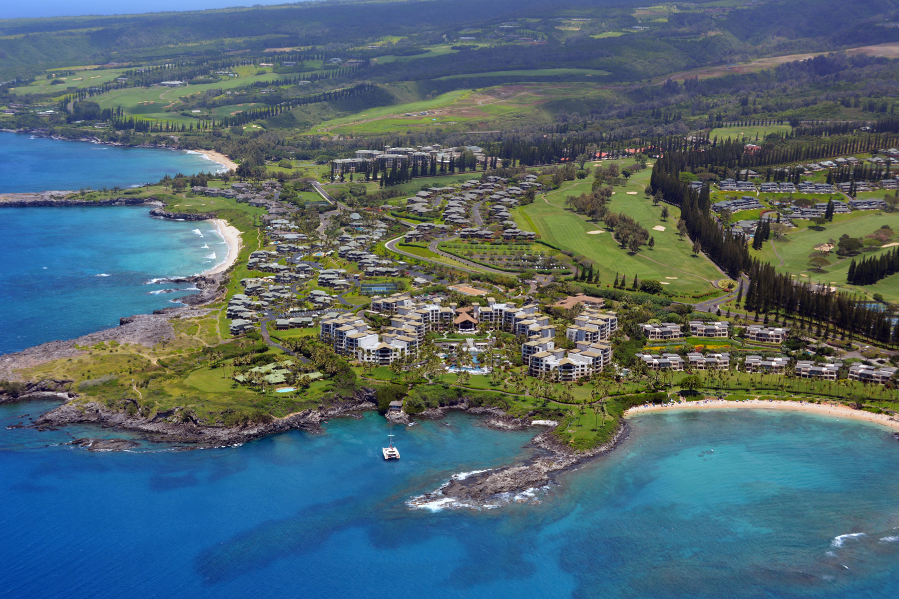 Image gallery kapalua for Nicest hotels in maui