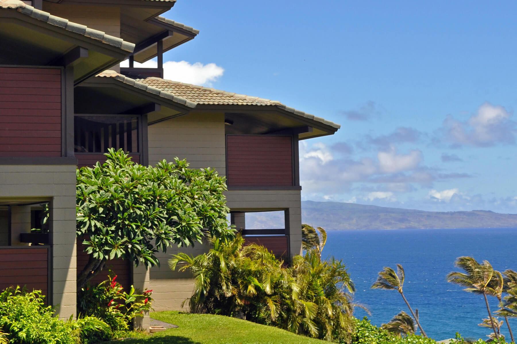 Kapalua Ridge Villas Condos For Sale Condo Listings