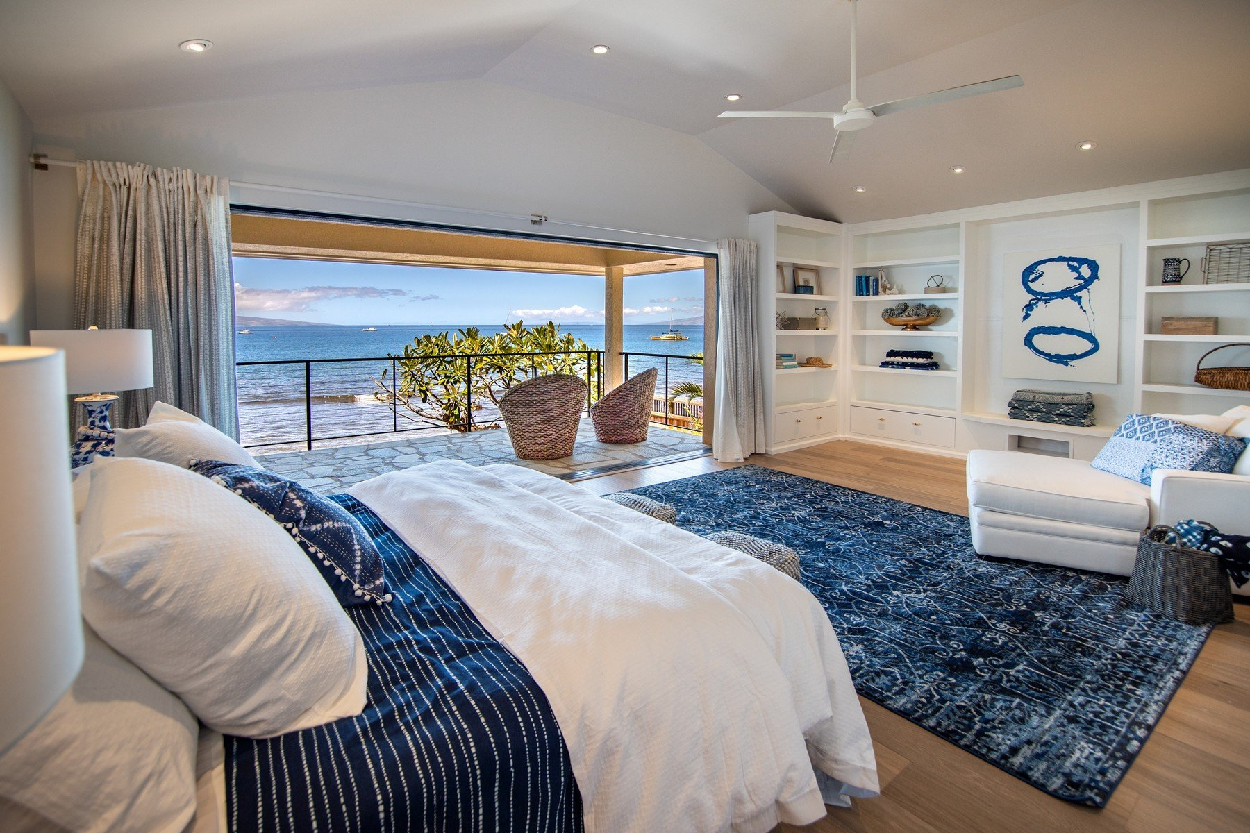 Oceanfront Home for Sale on Maui