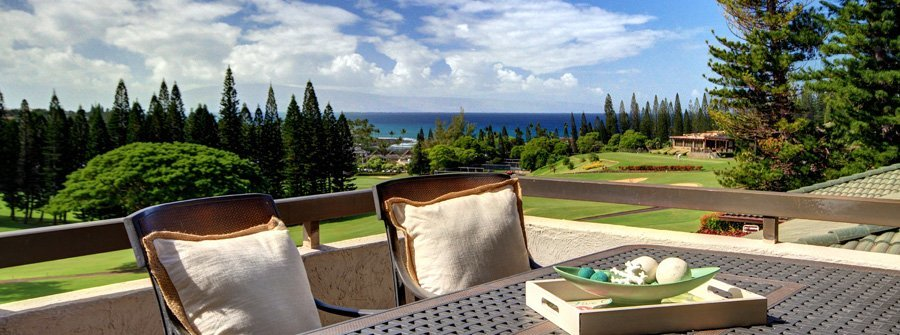Kapalua Golf Villa for Sale