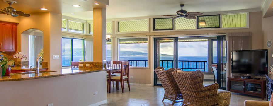Kapalua Ridge Villa for Sale