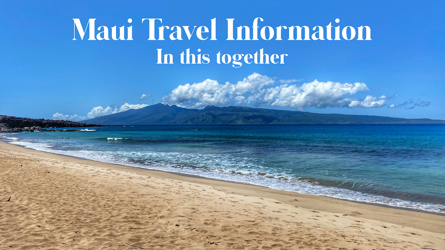 Maui Travel Information