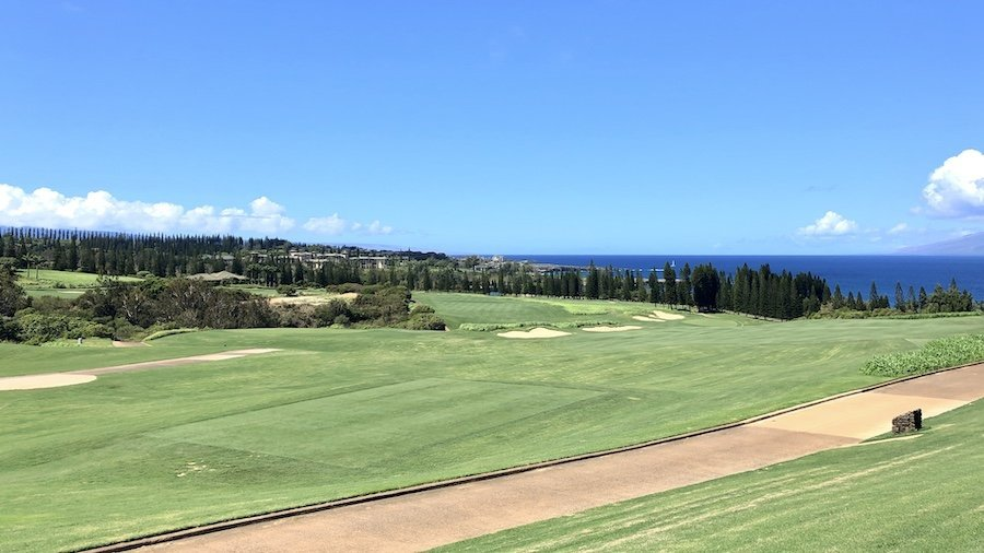 Plantation Course Kapalua