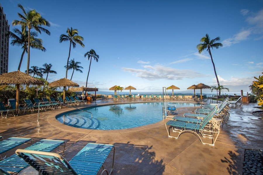 The Royal Kahana Pool