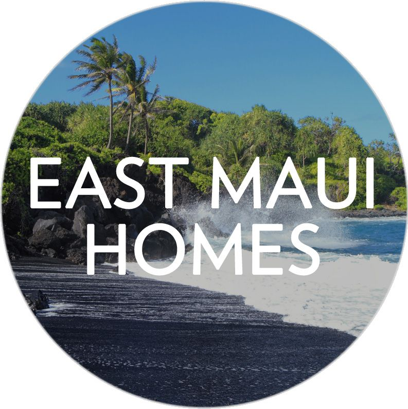 Search East Maui Homes for Sale