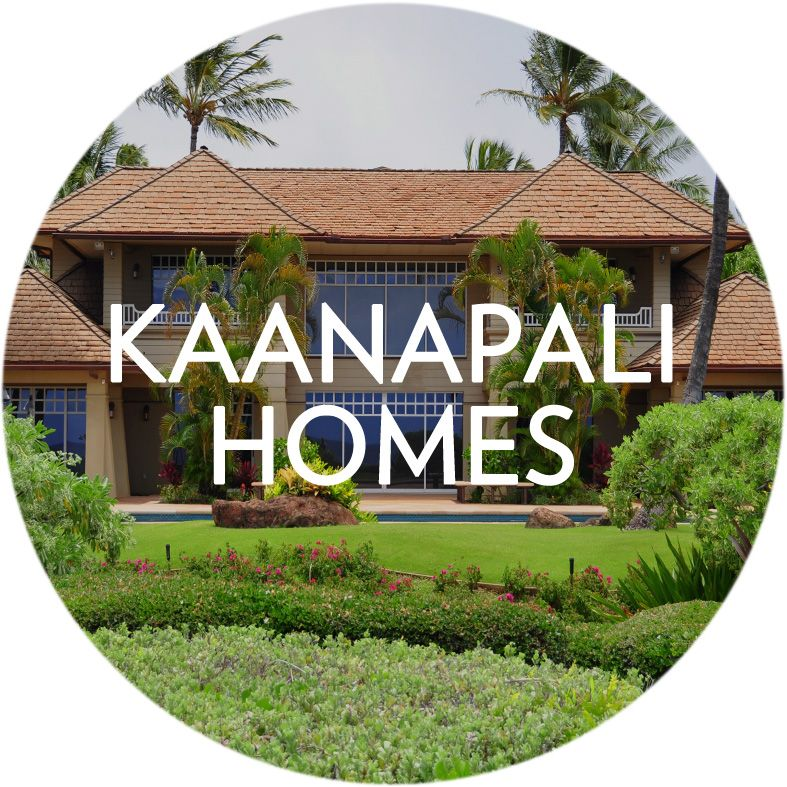 Search Kaanapali Homes for Sale