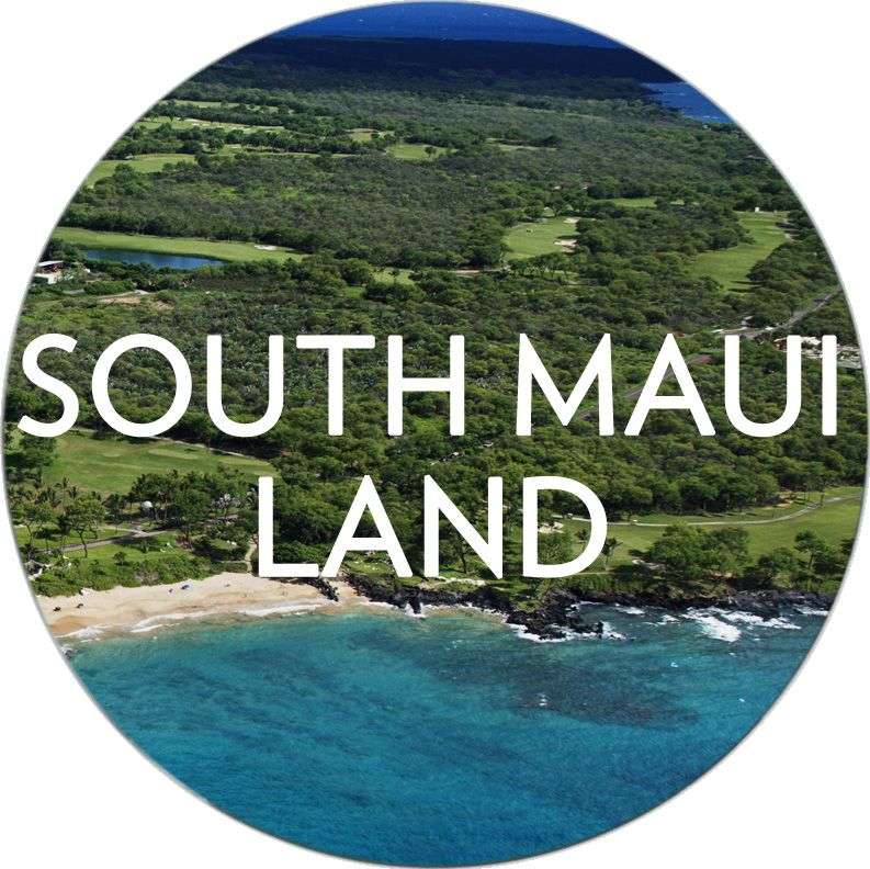 Search South Maui Land for Sale