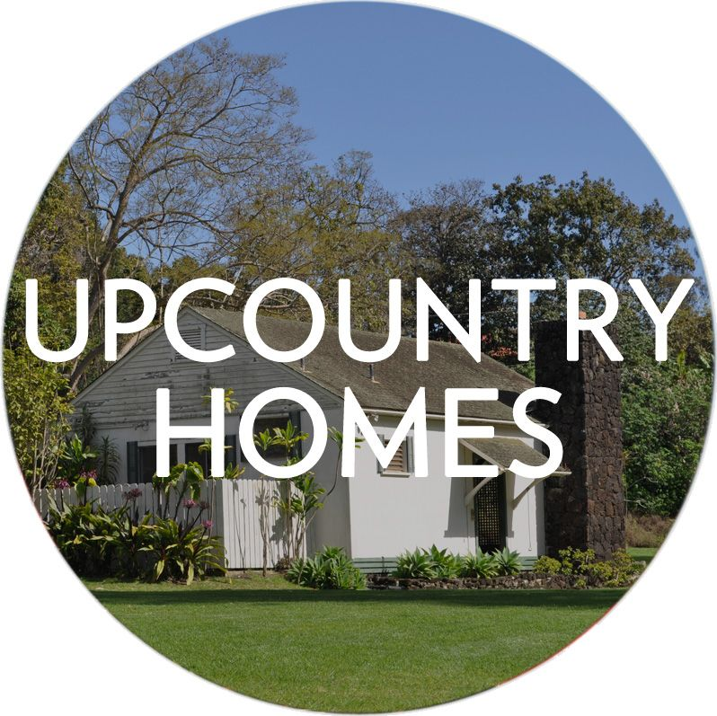 Search Upcountry Maui Homes for Sale