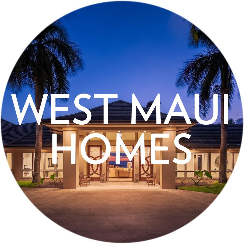 Search West Maui Homes for Sale