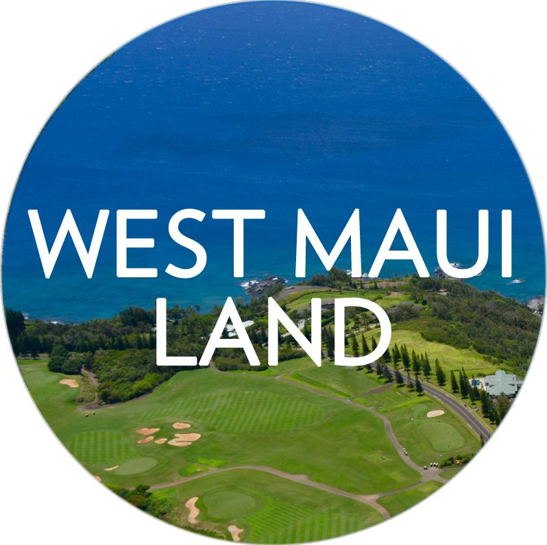 Search West Maui Land for Sale